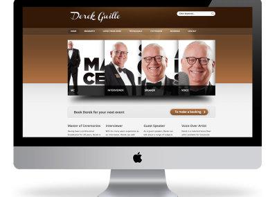 Derek Guille Website