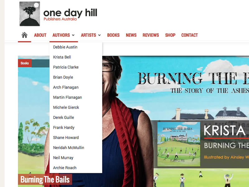 One Day Hill Website