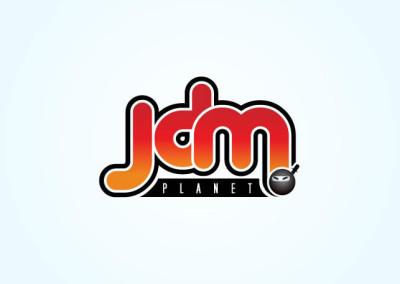 JDM PLANET Logo